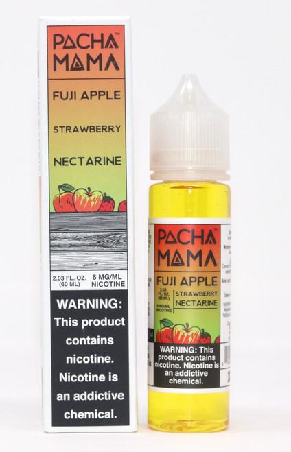 Fuji Apple Strawberry Nectarine - 60mL - Pacha Mama