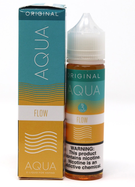 Flow - 60mL - Aqua Original Vape Juice