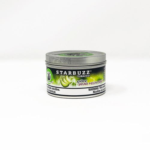 Safari Melon Dew - 100g - Starbuzz Shisha
