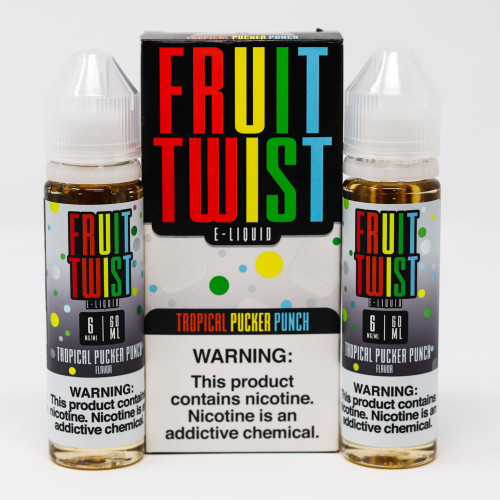 Tropical Pucker Punch - Fruit Twist - 6mg