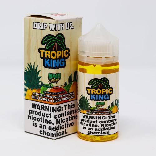 Tropic King - 100mL | Free Smoke Vape and Smoke Shop