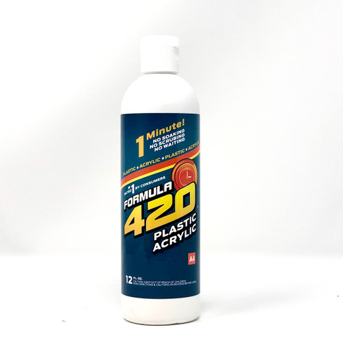 Formula 420 Glass Cleaner - 12oz   Free Smoke Vape and Smoke Shop