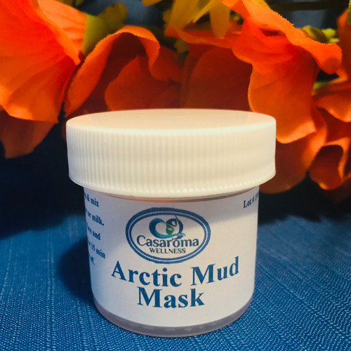 Arctic Mud Facial Mask