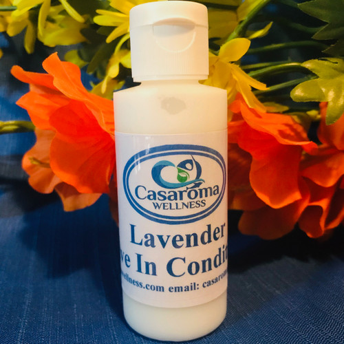 Lavender Leave-in Hair Conditioner