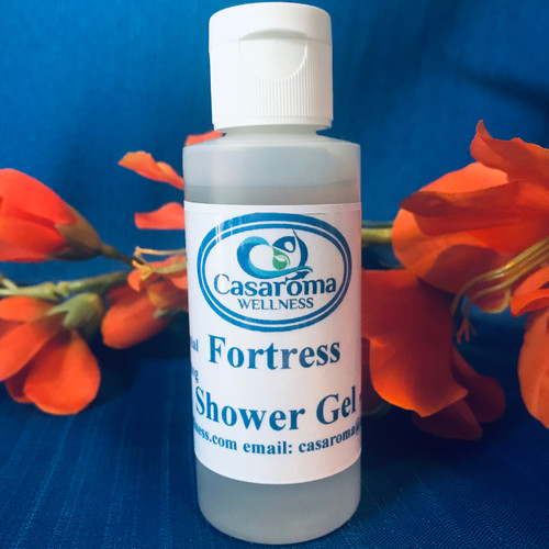 Fortress Shower Gel
