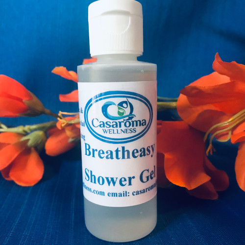 Breatheasy Shower Gel