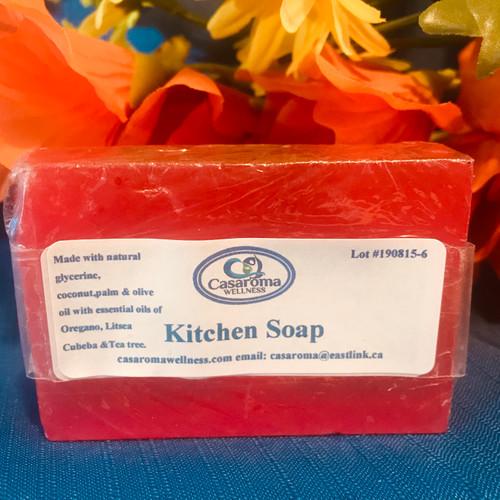 Kitchen Hand Soap