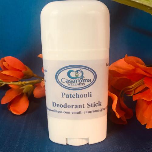 Patchouli Deodorant Stick