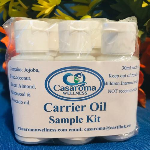 Carrier Oil Kit