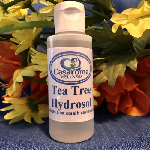 Tea Tree Hydrosol with Cap