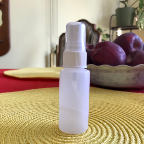 HDPE Plastic Bottles With Misters/Sprayers-30 ml