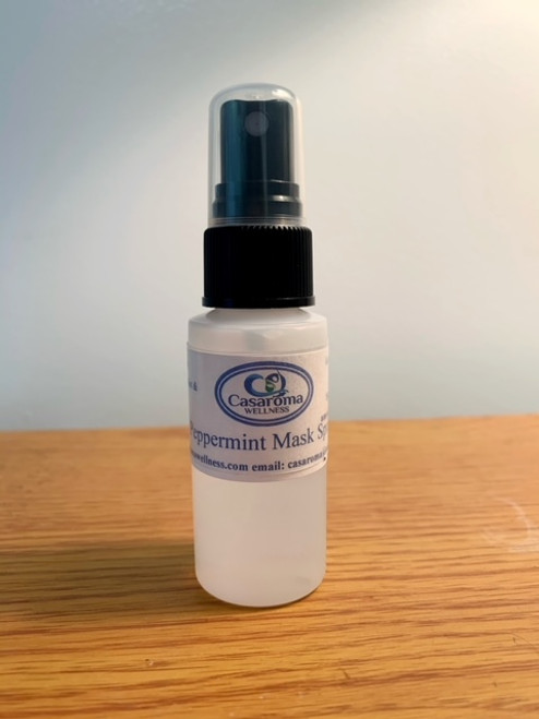 Peppermint Mask Refresher Spray