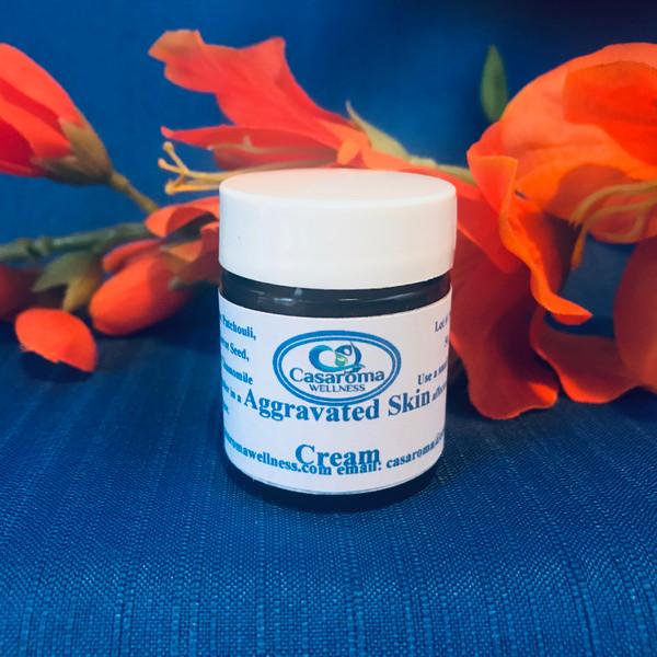 Aggravated Skin Cream