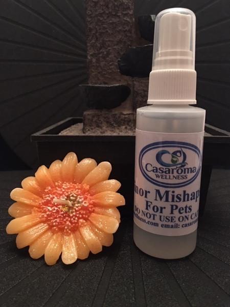 Minor Mishap Spray for Pets