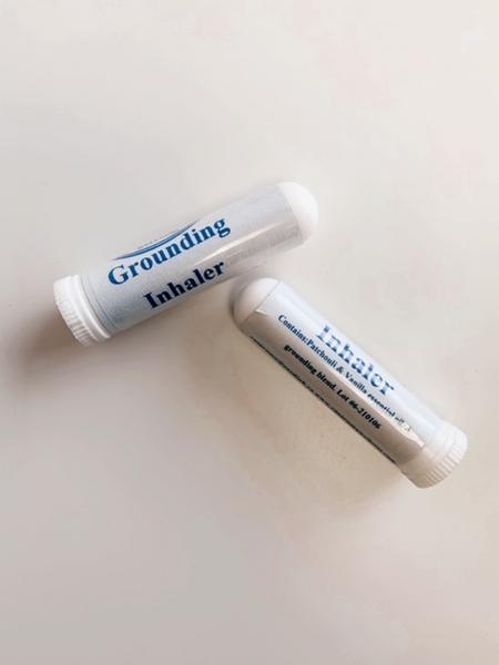 Grounding Inhaler