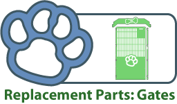 Replacement Parts for Kennel Gates