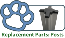 Replacement Parts for Dog Kennels