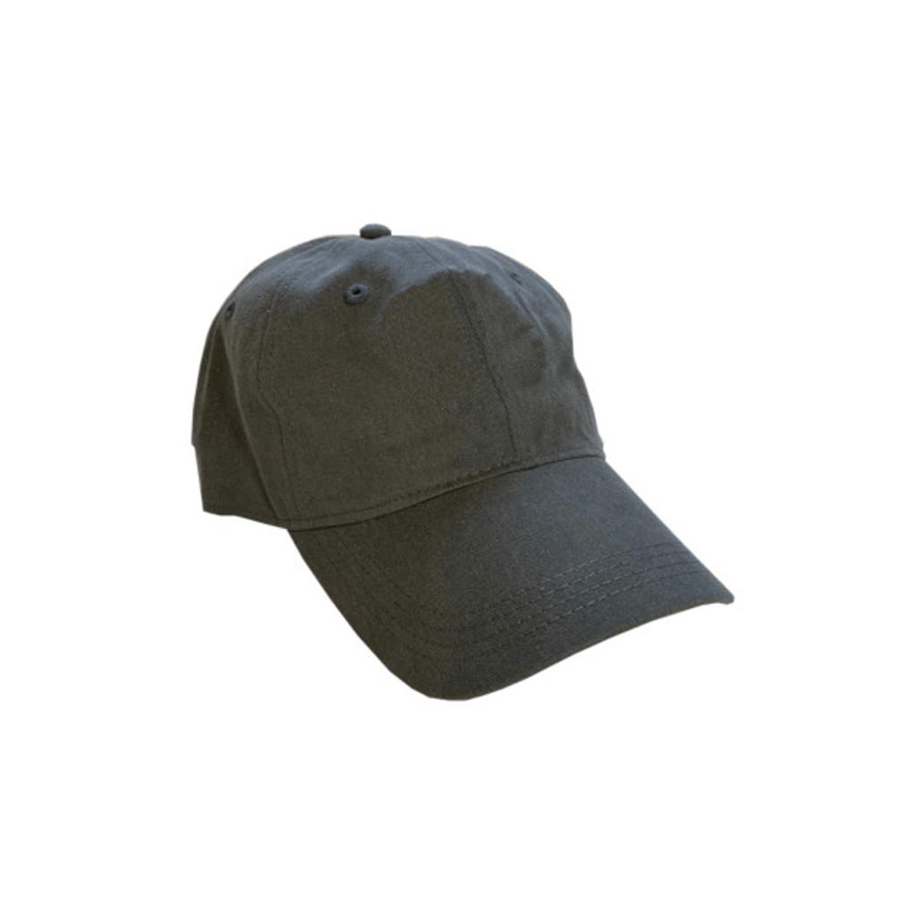 Blank Grey Hat.