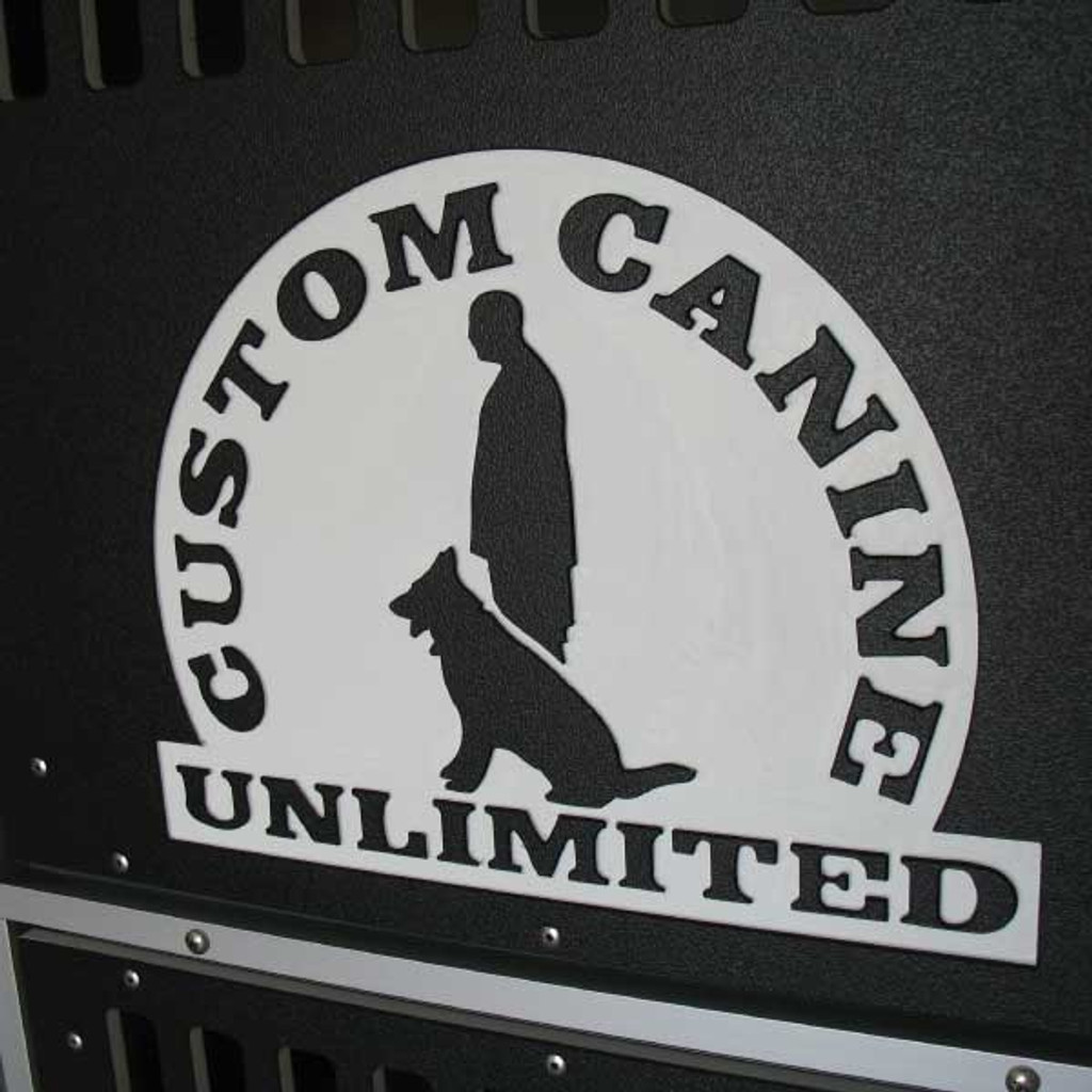 Custom Canine Unlimited Double Stack units.