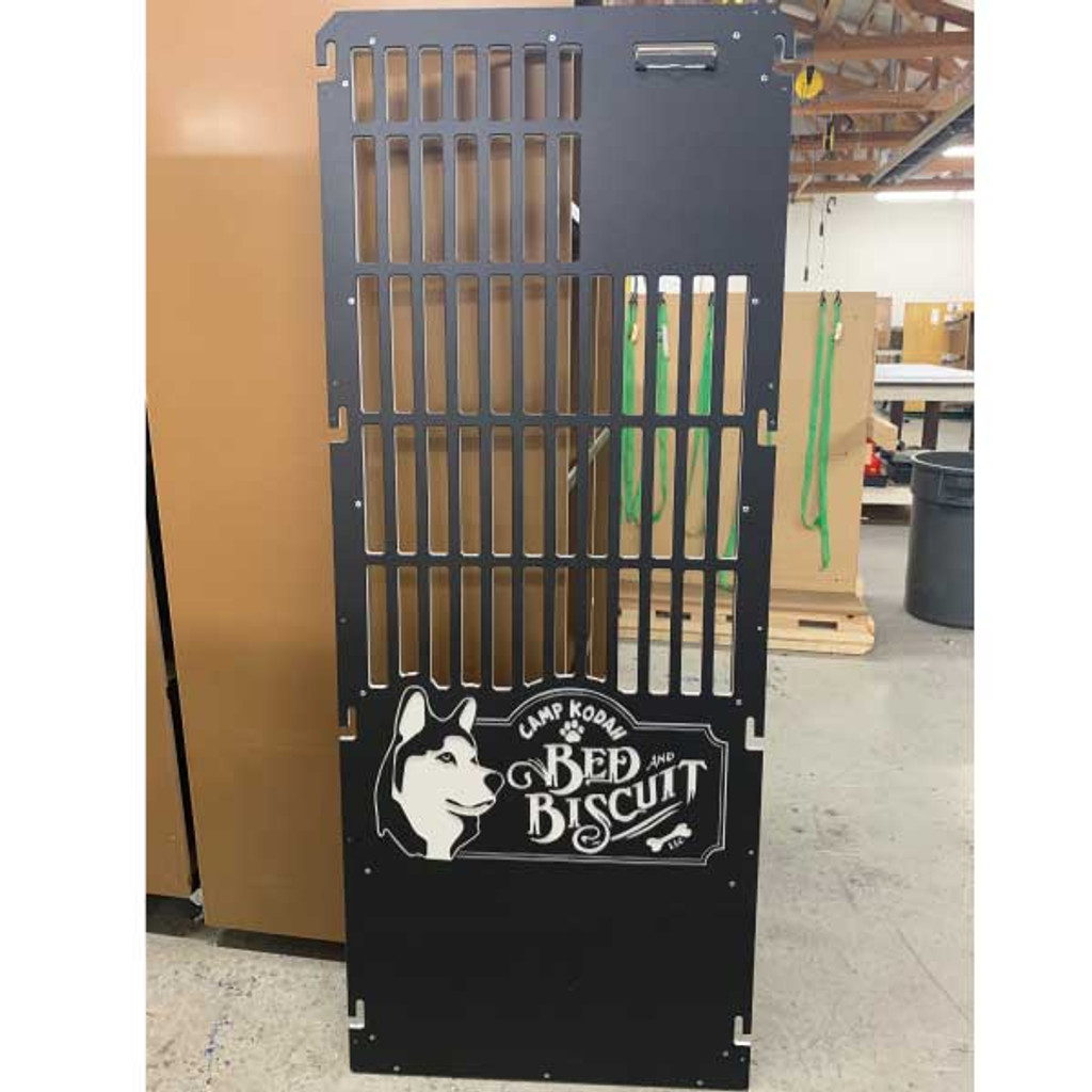 Camp Kodah Bed & Biscuit uses Signature Series kennels.