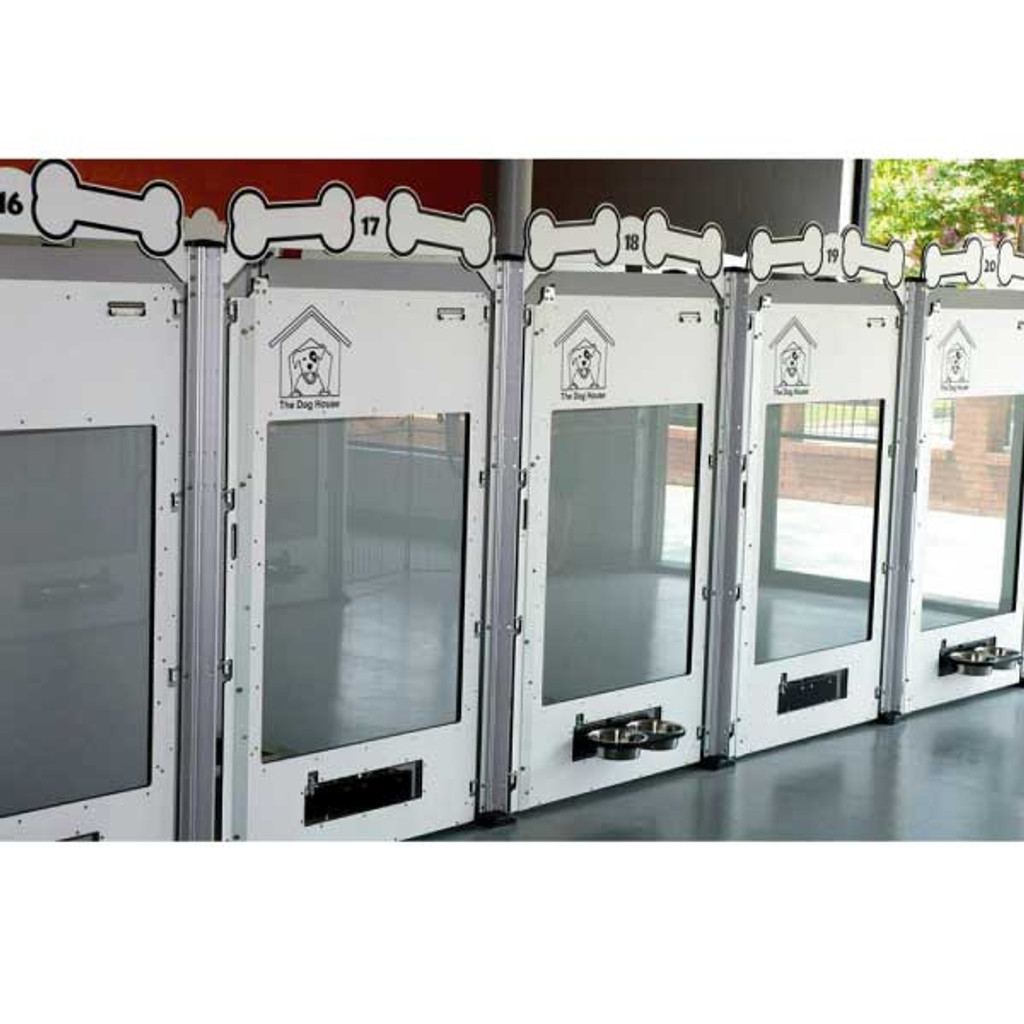 The Dog Den's Gator Kennels Signature Series kennels.
