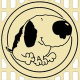 Bark of the Town custom logo.