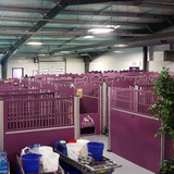 Pinnacle Pets custom dog kennels .