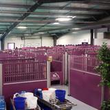 Pinnacle Pets custom dog kennels .