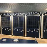 Gator Kennels installed at Garrard County Animal Shelter.