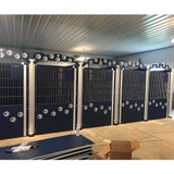 Gator Kennels Signature Series installed at Garrard County Animal Shelter.