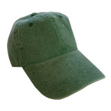 Blank Green Hat.