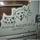 Animal Adoption Center 's custom logo.