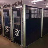 Pet Suites' Gator Kennels Signature Series suites.