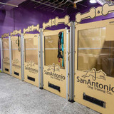 San Antonio Dog Training Gator Kennels Signature Series.