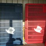 Top Dog Kennels' custom gates.