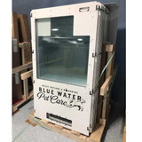 Blue Water Pet Care kennel gates.