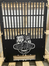 Dream-A-Bullz Gator Kennels custom dog kennel gates.