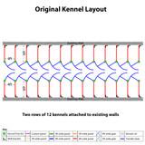 24 Kennel System