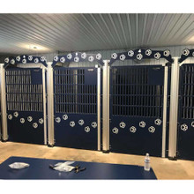 Gator Kennels installed at Garrard County Animal Shelter.