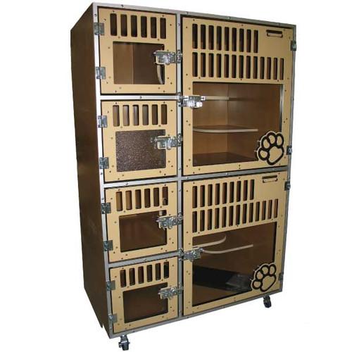 Cage bank unit.