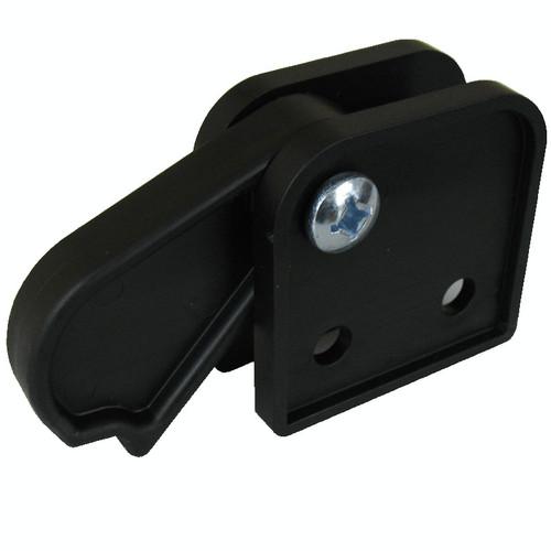 Gate latch lock for dog kennels.