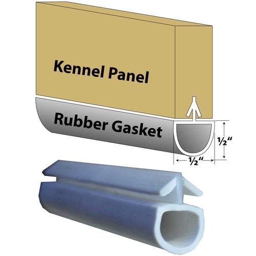 Rubber Gasket for custom dog kennels.