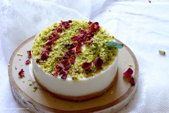 """Lebanese Cream Slice (Aish el saraya """"Bread of the palace"""")"""
