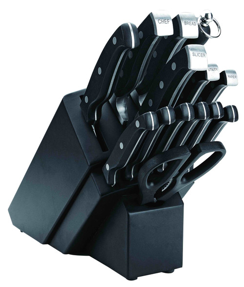 Professional 15 Piece Knife Block Set (OUT OF STOCK - ETA MARCH)