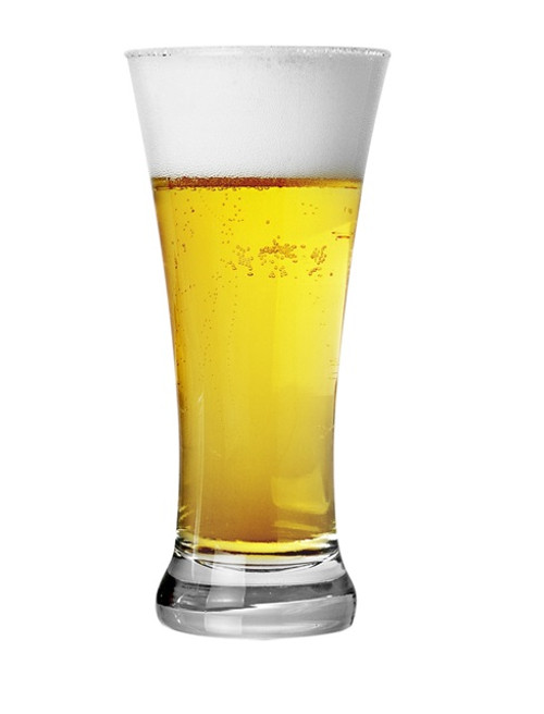Bira 380ml Beer Glass, Set of 6 (OUT OF STOCK - ETA MARCH)