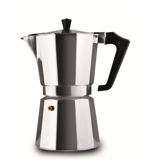 Pezzetti Italexpress Coffee Maker - Aluminium