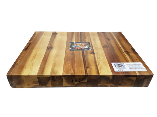 Acacia Rectangular Board - size 48 x 36 x 6cm (OUT OF STOCK - ETA March)