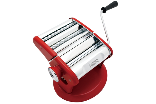 Bialetti Ultimate Pasta Machine - Red