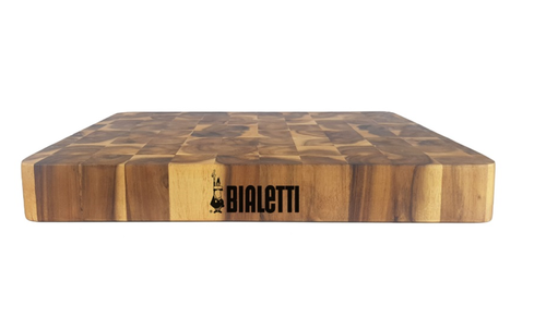 Bialetti Acacia End Grain Butcher Block (OUT OF STOCK - ETA March)
