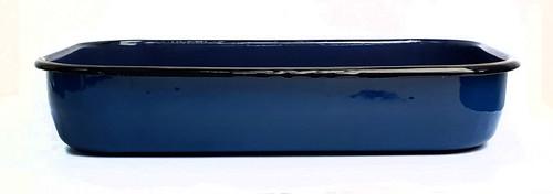 Bialetti Rectangular Roasting Pan - Blue.